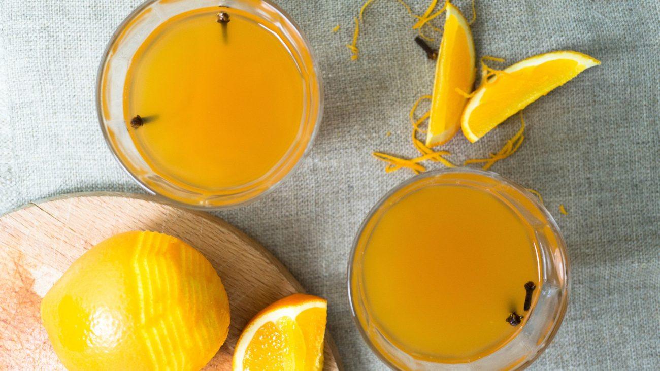 Orangenpunsch – Orange Punch
