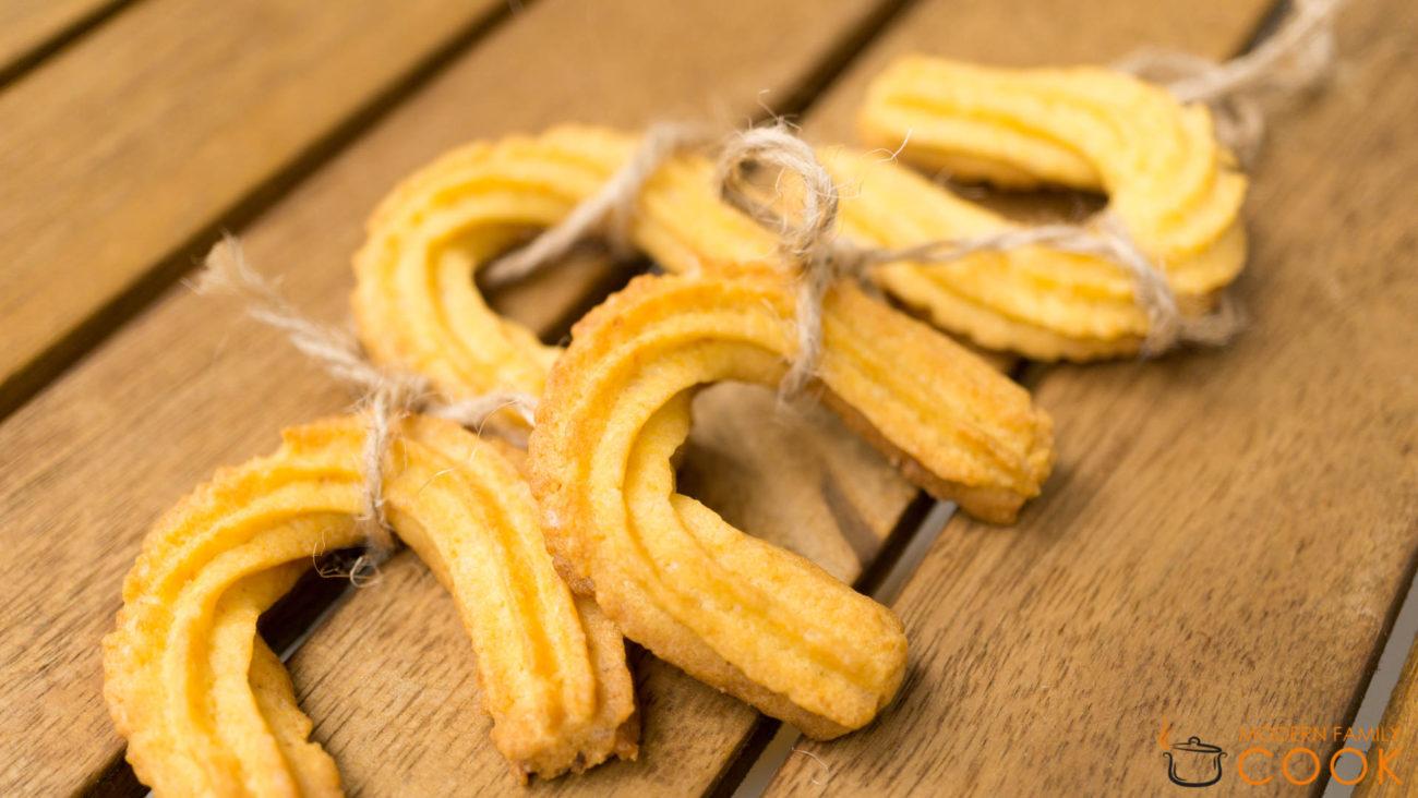 Итальянское печенье Крумири (Krumiri)
