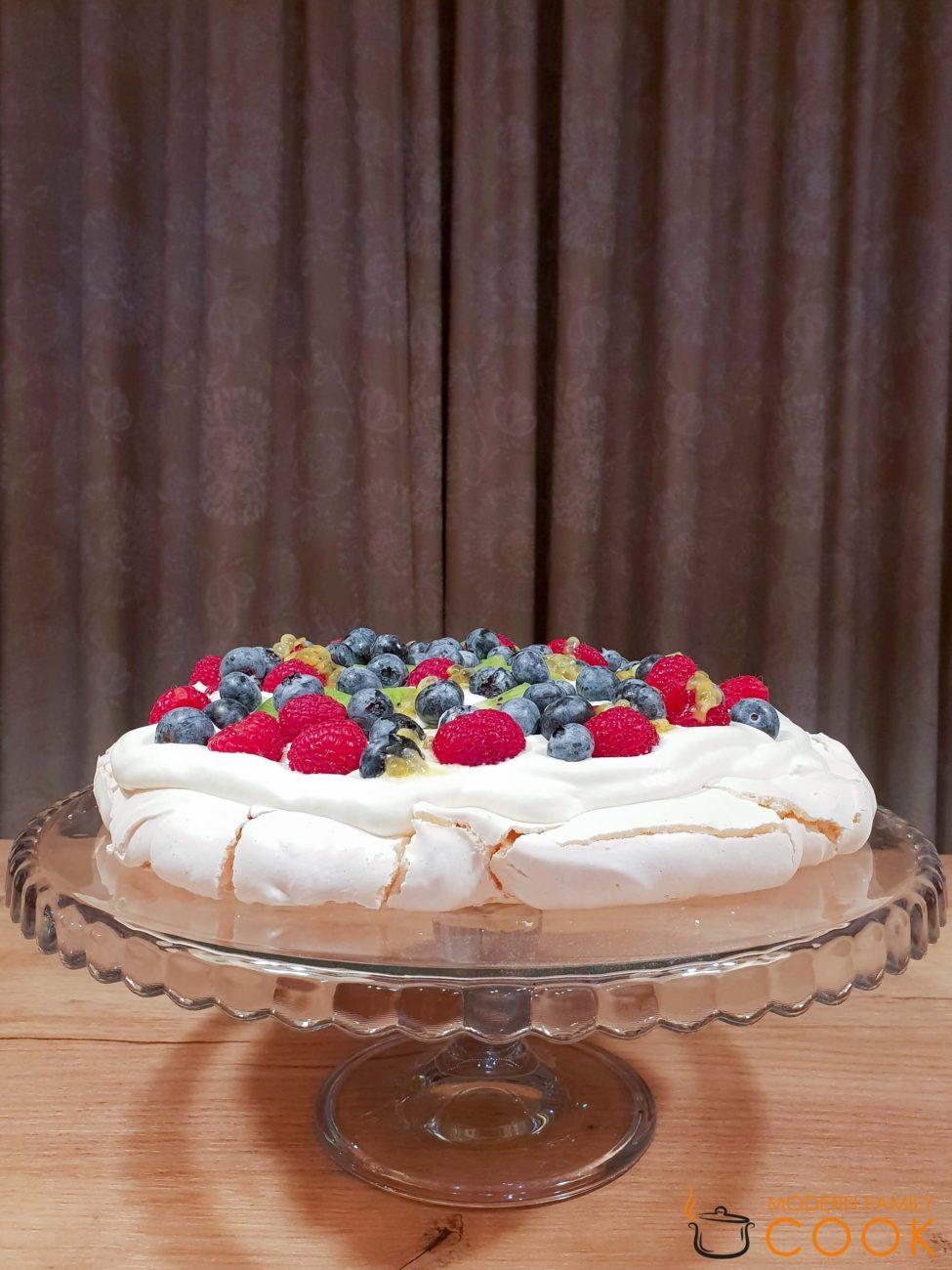 Торт Павлова/Pavlova