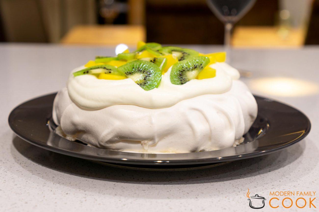 Австралийский торт Pavlova