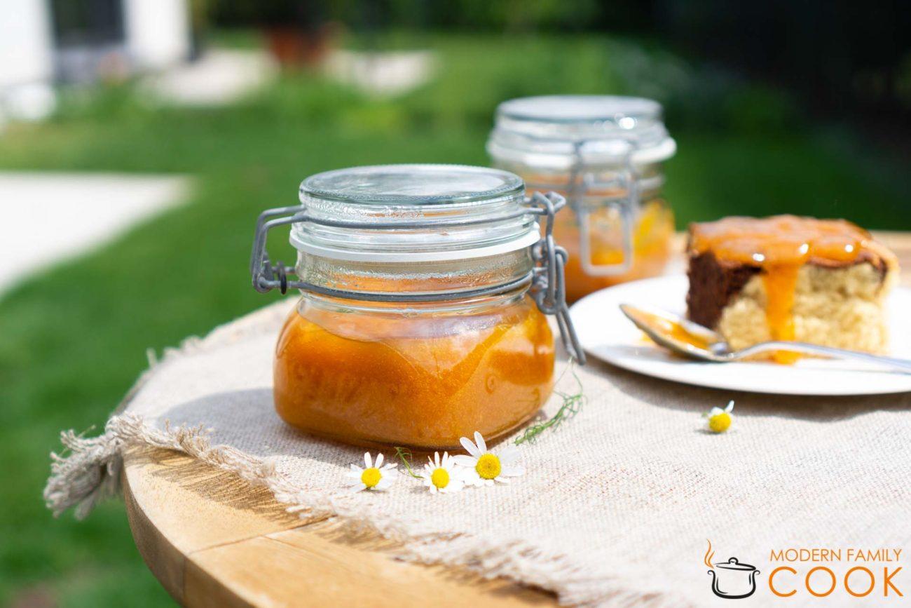Австрийский абрикосовый конфитюр/Marillenmarmelade