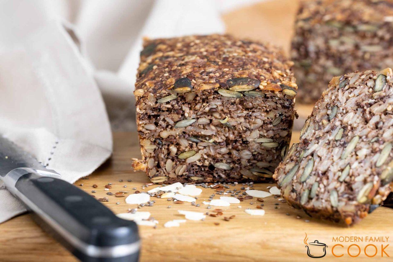 Зерновой хлеб (gluten-free)