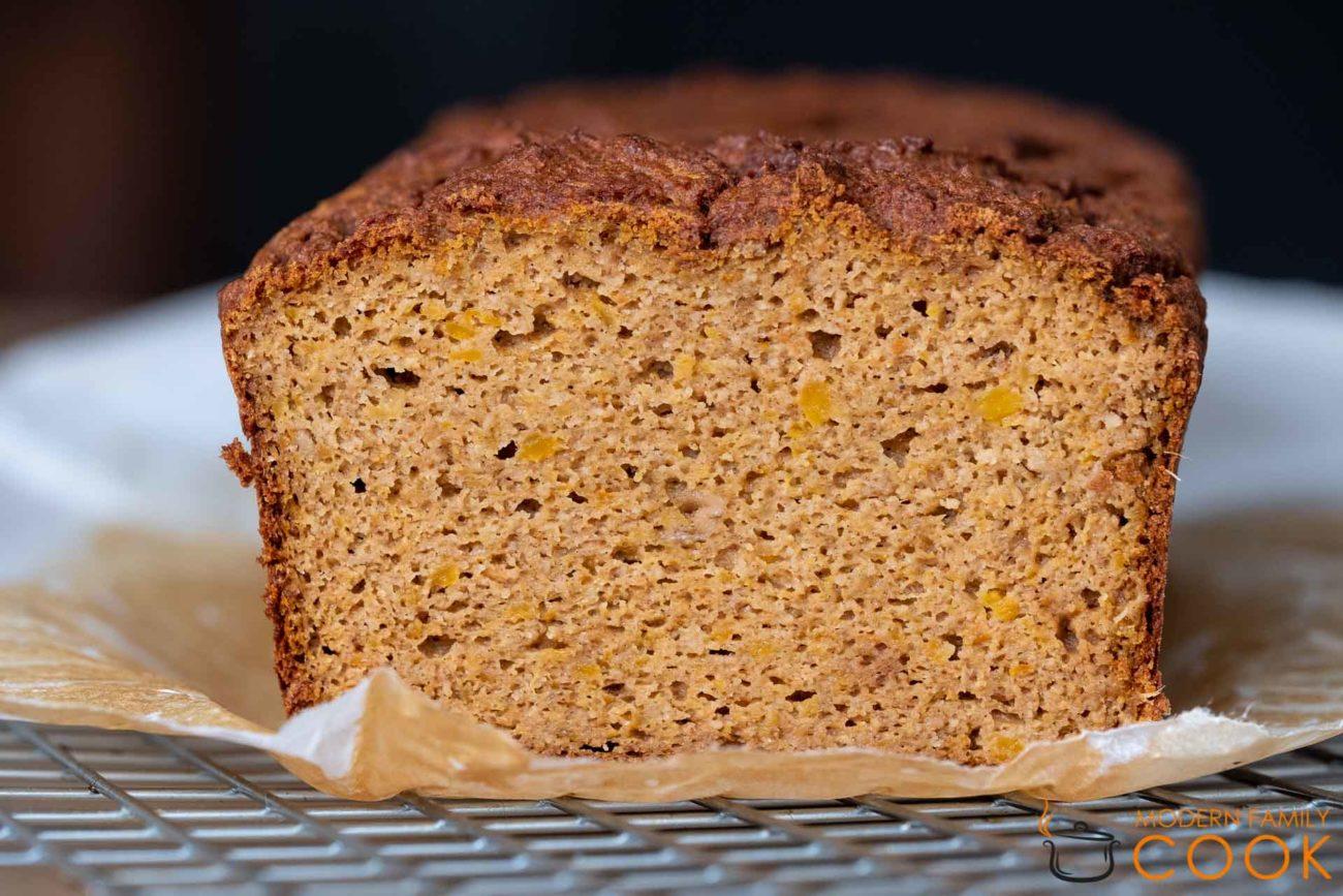 Пирог с бататом без муки и сахара (gluten-free, dairy-free)